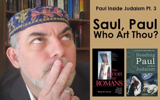 Saul, Paul How Art Thou? Pt 2