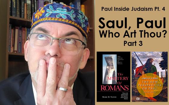 Saul Paul who art thou?