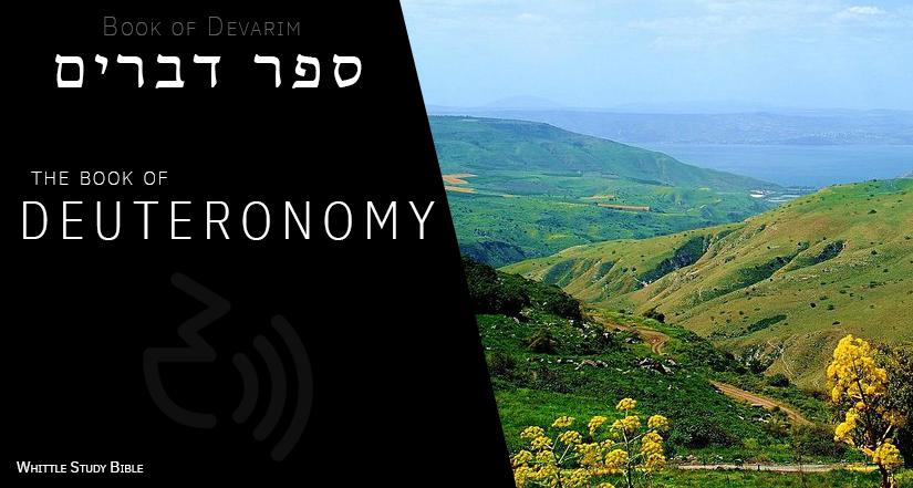 Deuteronomy - Devarim